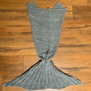 Other - Kids Mermaid Blanket
